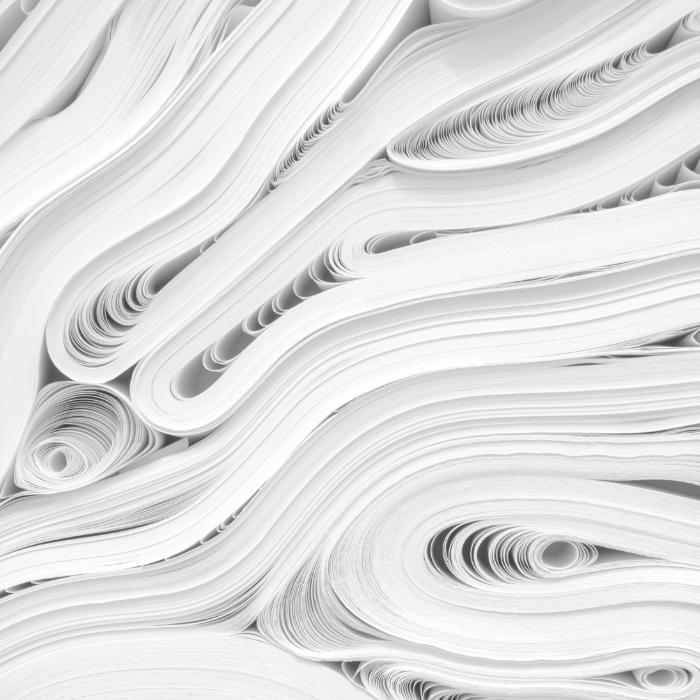 fix a paper jam - reams of printer paper