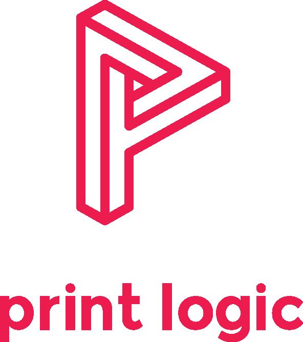 Print Logic Logo Red