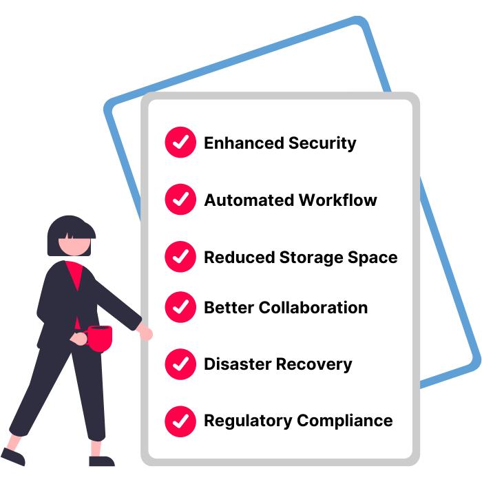 Document Management Benefits