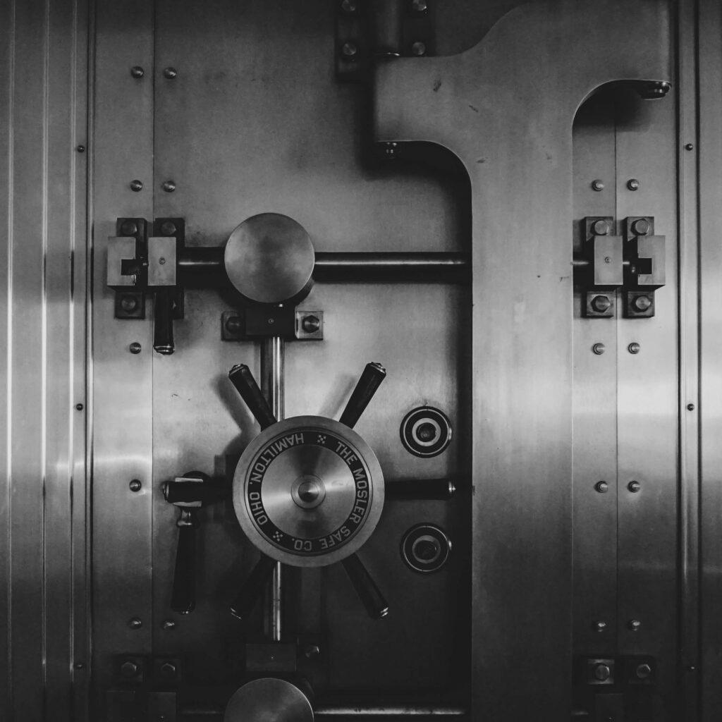 document secure vault