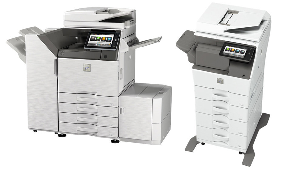 reconditioned photocopiers