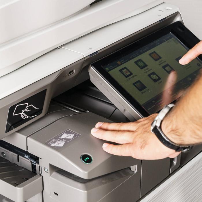 refurbished photocopiers